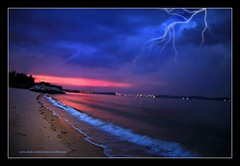 @ 7.24pm (Ericbronson's Photography) Tags: nature canon interestingness singapore lightning pasir ris supershot 40d platinumheartaward