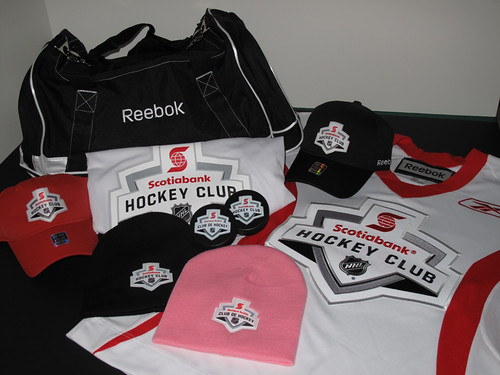 ScotiaHockey Prize Pack
