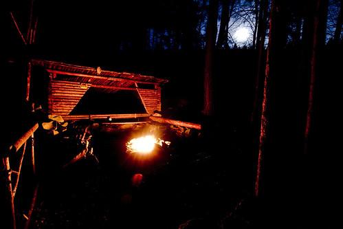 05 Noc u srubu podruhé