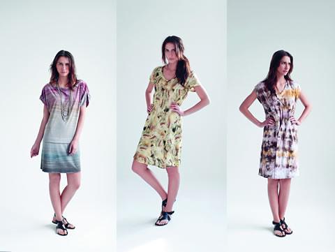 vestidos para o verão 2011