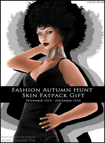 .cStar. Fashion Autumn Hunt Free Skin Fatpack