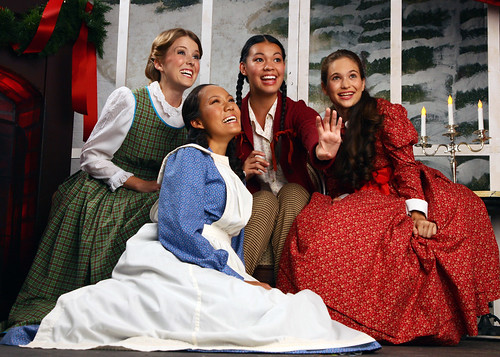 'Little Women' tell their story through song at Diamond Head Theatre