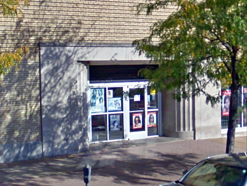 Victor Roberts Bldg. Entrance.png