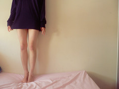(miss sundress) Tags: pink blue colour girl colours legs pastel room miss sundress