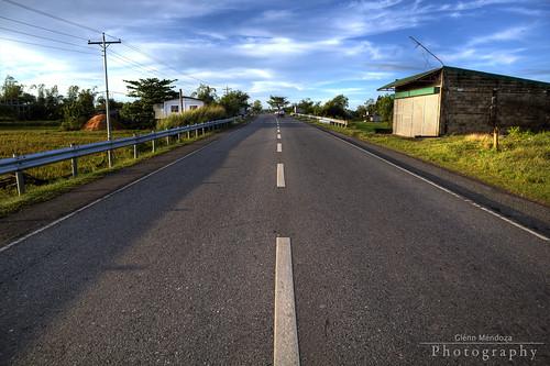 Road to Dasol