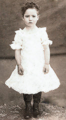 Ruby (faith goble) Tags: mountain art girl grave rural vintage toddler doll artist photographer child sad little grandmother farm kentucky ky country cc poet oldphoto americana writer bowlinggreen mountaineer solemn early20thcentury lacedress hardscrabble freetouse firsthand faithgoble gographix faithgobleart thisisky