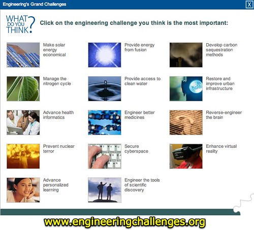 Grand Challenges for Engineering