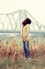 One of these morning... ( Minnie | Photography ) Tags: morning bridge motion me hair jumping corn alone different feeling hanoi aasia breathing flickraward rubyphotographer absolutelyperrrfect artisawoman