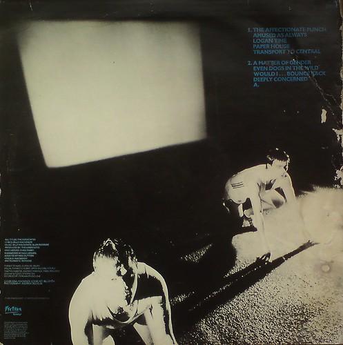 The Associates - Club Country (VG+/VG) (7) - Mr Vinyl