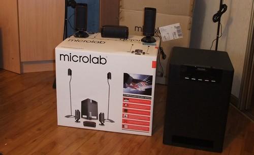 Microlab X15: biudžetinė 5.1 namų kino sistema įmanoma?