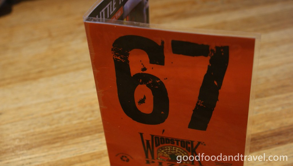 Woodstock Number