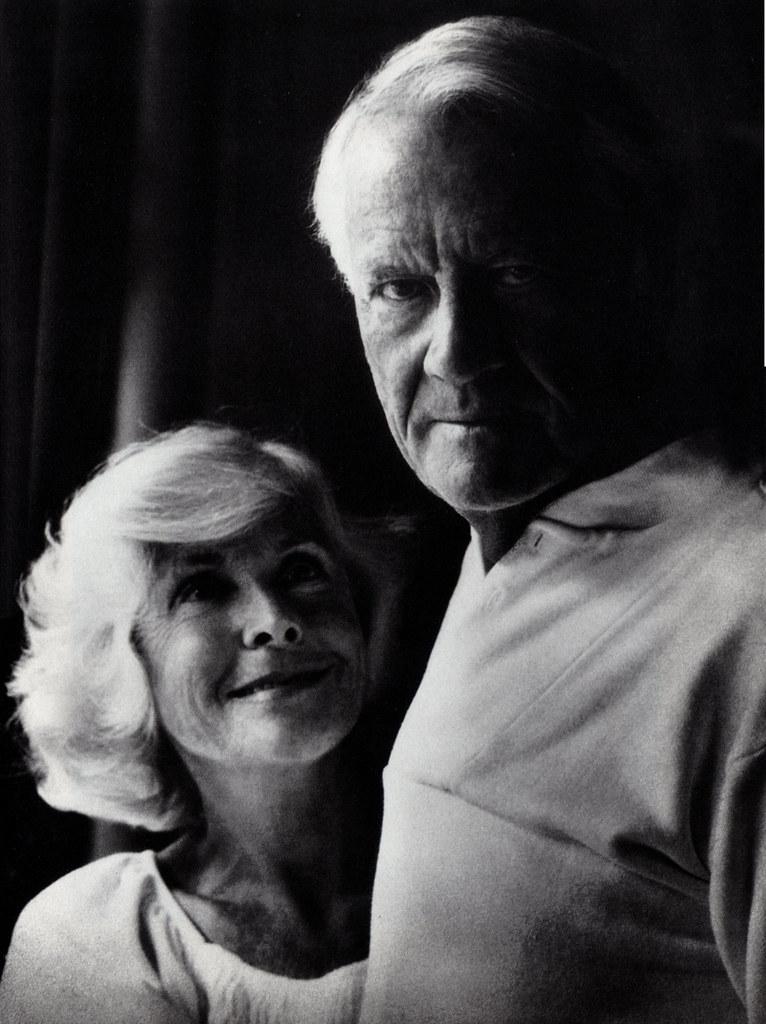 Frances Dee and Joel McCrea
