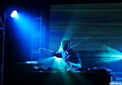 DJ Michael Abate (DryHeatPanzer) Tags: party arizona house dance concert theater dj theatre tucson steve az techno aoki trance rialto