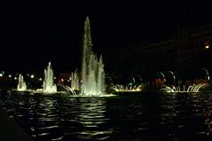 Fountain by night, Place Masséna, Nice (LimeWave Photo) Tags: travel france fountain night square french nice mediterranean riviera place nightshot côtedazur oldtown fontaine nizza massena alpesmaritimes républiquefrançaise vieuxnice baiedesanges placemasséna limewave