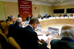 Solheim på Gandhi-konferansen