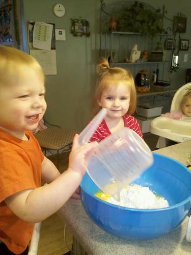 101029 Coleman + Cheyenne baking
