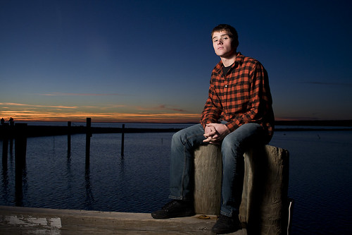 Senior session - James