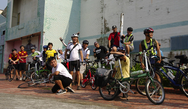 Lovecycling @ Queens Town old cinema