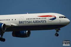 G-BNWI - 24341 - British Airways - Boeing 767-336ER - Heathrow - 100617 - Steven Gray - IMG_4580