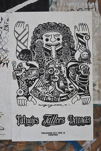 Tattoo Poster Mexico