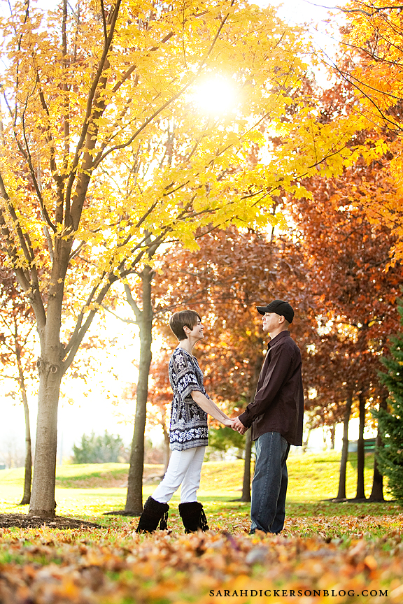 Parkville Missouri engagement photography