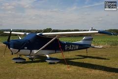 G-AZUM - 0863 - Private - Reims Cessna F172L - 100710 - Fowlmere - Steven Gray - IMG_6741