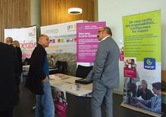 Manifestation Les pratiques sociales des comités d'entreprise - Niort - 02