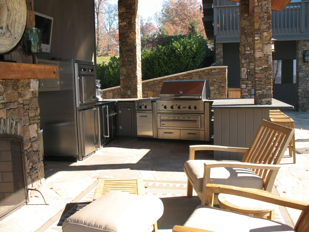 Viking outdoor kitchen appliances kitchen appliances for Viking outdoor kitchen
