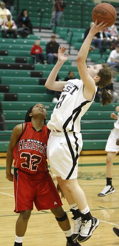 Lakota East girls' basketball