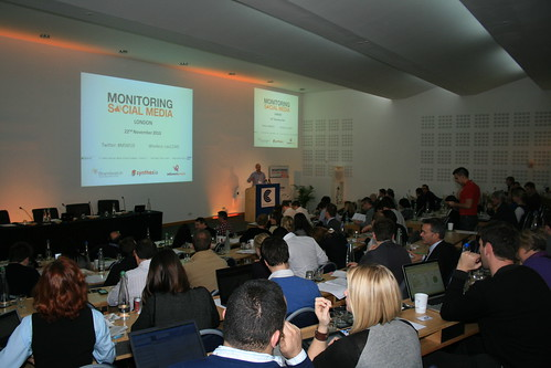 Monitoring Social Media 2010 London