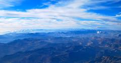Los Andes, Peru (kika.davila) Tags: nikon el panoramica vista aire desde montaas