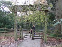 Tilgate Park - Entrance Archway