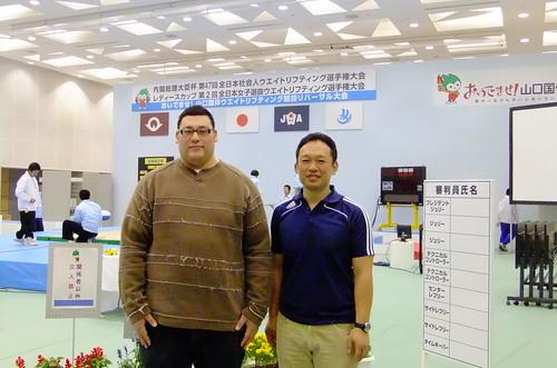 太田和臣選手、日本新記録おめでとうございます!!  【動画追加】