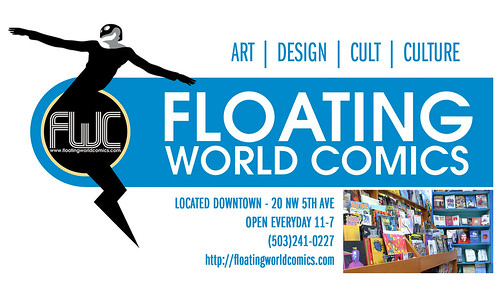 Black Wednesday / Friday Sale @ Floating World Comics