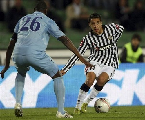 ITALY SOCCER UEFA CUP