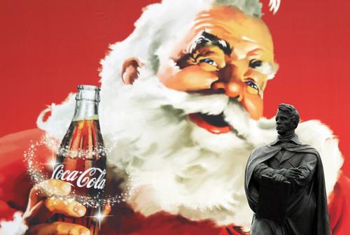 Schinkel und der Weihnachtsmann