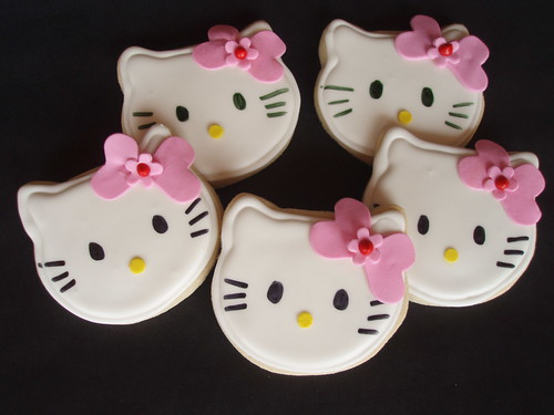 Hello Kitty Cookie Favors