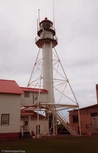Whitefish Point Light Station-5