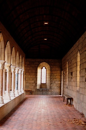 The Cloisters Quiet Hallway