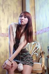 [フリー画像] 人物, 女性, アジア女性, 台湾人, 201105182100