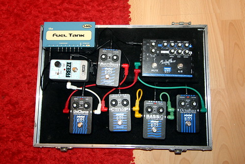 My pedals at the moment