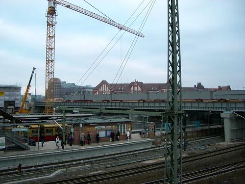 S-Bahnhof Ostkreuz Ringbahnsteig