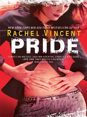 February 1st 2009 by Mira    Pride (Shifters #3) by Rachel Vincent