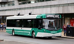 East Coast Buses 10052 SF17VLY (busmanscotland) Tags: east coast buses 10052 sf17vly sf17 vly volvo b8rle wright eclipse urban