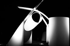 If I Can Be With You (Thomas Hawk) Tags: alexanderliberman america argo milwaukee milwaukeeartmuseum usa unitedstates unitedstatesofamerica wisconsin bw sculpture fav10