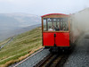 Snowdon, the train (rafpas82) Tags: train treno snowdon snowdonia red coach rail railway binari trenino rosso wales galles uk montagna monti mountain mountains lazy vapore steam d7000 1770sigmacontemporary nikond7000 1770sigma 1770 2017