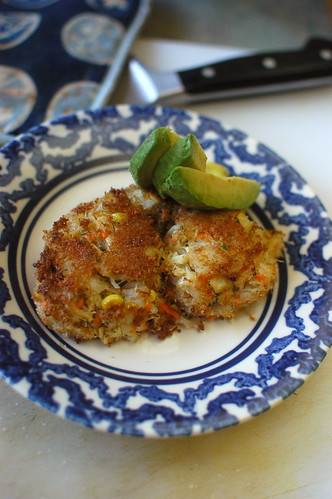 gluten-free crabcakes for my love | Gluten Free Girl