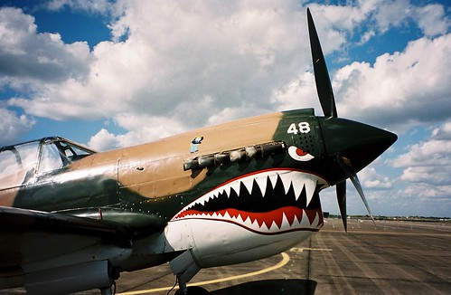 CURTISS P 40 WARHAWK