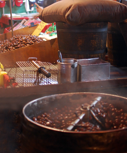 My Favourite Street Food in China - Tianjin Chestnut -