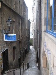 Fleshmarket Close, Edinburgh